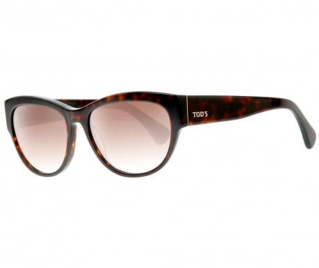 Tod's Gradient Oval Brown Női napszemüveg