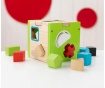Jucarie de potrivire a formelor Cube Shape Colors
