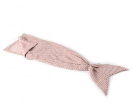 Одеяло Mermaid Pink 33x105 см