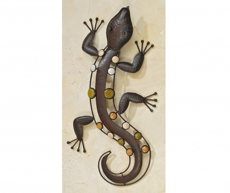Decoratiune de perete Hera Lizard