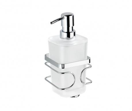 Dávkovač tekutého mýdla s držákem Premium 355 ml