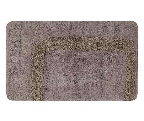 Dywanik łazienkowy Zentoni Pool Brown 60x100 cm