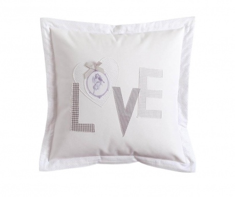 Perna decorativa Love Angel 45x45 cm