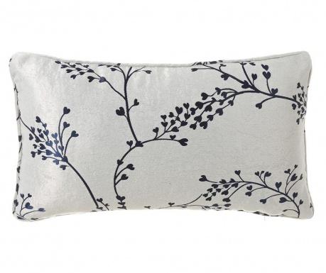 Ukrasni jastuk Branch White Blue 30x50 cm