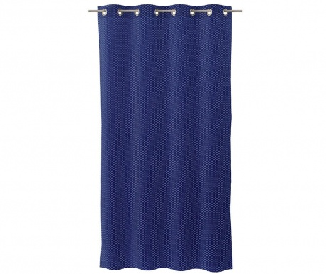 Závěs Rain Blue 140x260 cm