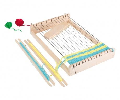 Детски стан за тъкане Weaving
