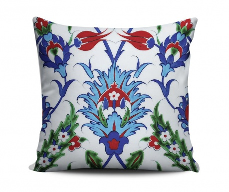 Perna decorativa Flowers of the East 43x43 cm