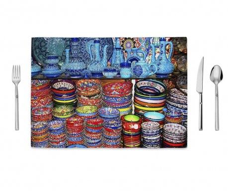 Подложка за хранене Pots and Colors 35x50 см
