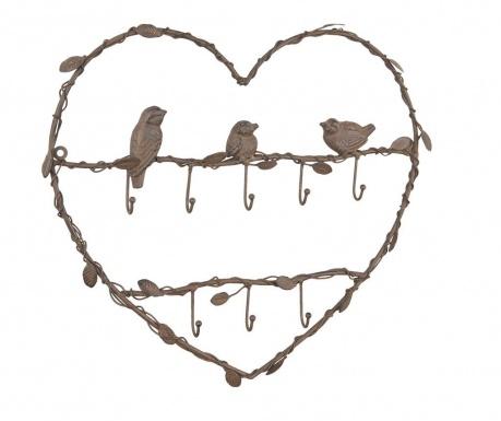 Little Birds Kulcstartó