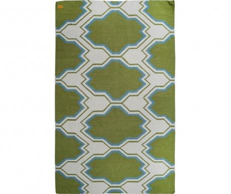 Kilim Oasis Green Szőnyeg 152x244 cm