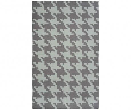 Covor Kilim Resolution Grey