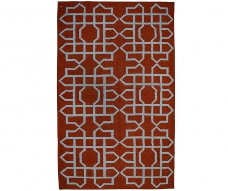 Килим Kilim Indira Scarlet 152x244 см