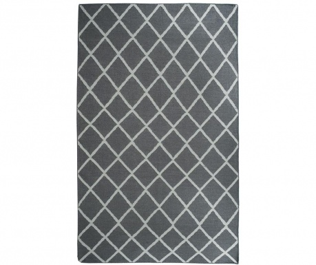 Covor Kilim Sakiya Grey 152x244 cm