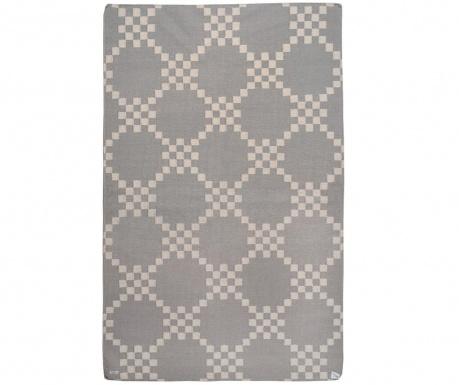 Covor Kilim Abstract Chess Mist 152x244 cm