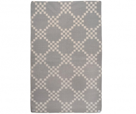 Kilim Abstract Chess Mist Szőnyeg 152x244 cm