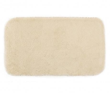 Liou Cream Fürdőszobai szőnyeg 57x100 cm