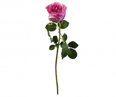 Floare artificiala Pink Rose