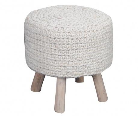 Scaunel Knit Ivory