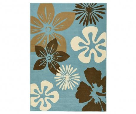 Preproga Gloria Flowers Blue