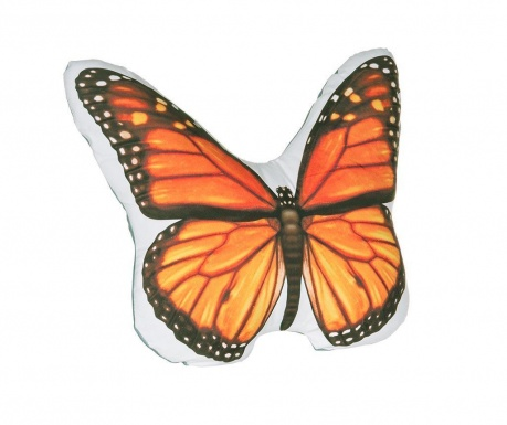 Perna decorativa Monarch Butterfly 40x50 cm