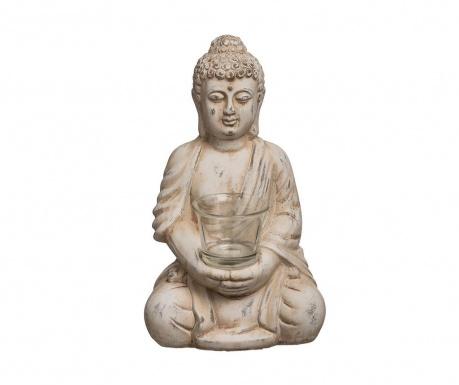 Podstavec na svíčku Buddha
