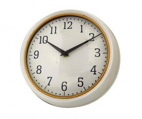 Nástěnné hodiny Oro White