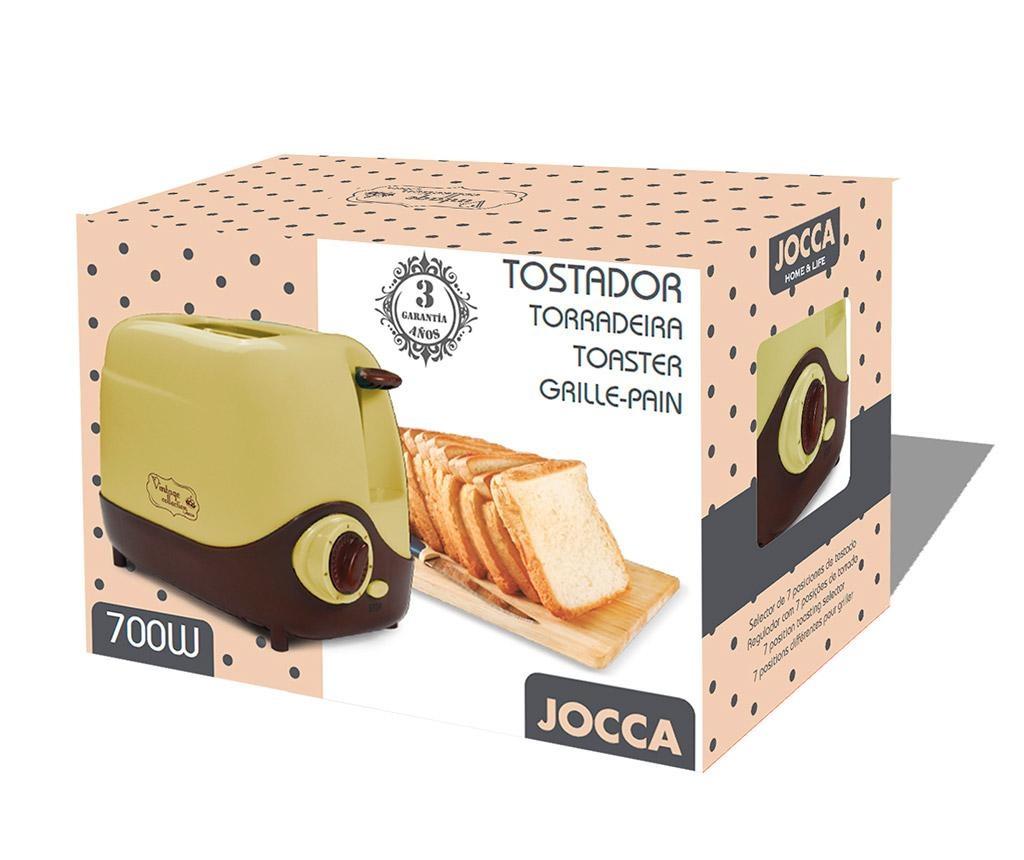 Prajitor de paine Vintage Cream