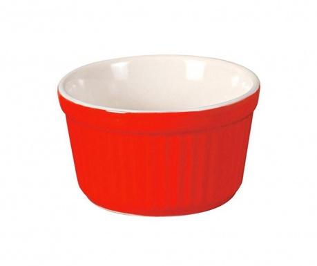 Ramekin Red Sütőforma