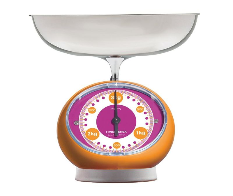 Kuchyňská váha Tix Orange