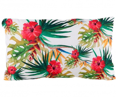 Perna decorativa Tropical 30x50 cm