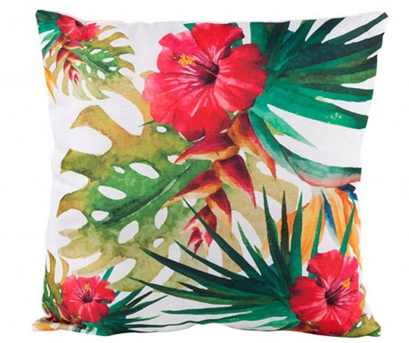 Perna decorativa Tropical 45x45 cm