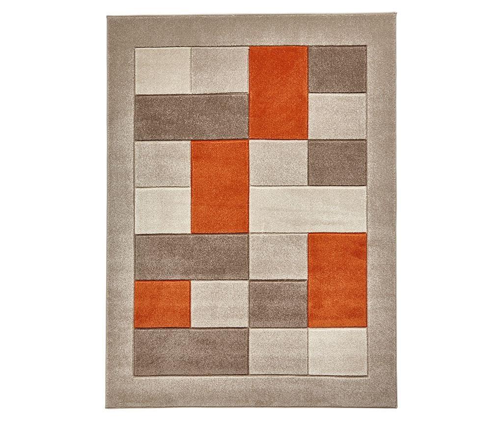 Tepih Matrix Beige Terra 60x120 cm