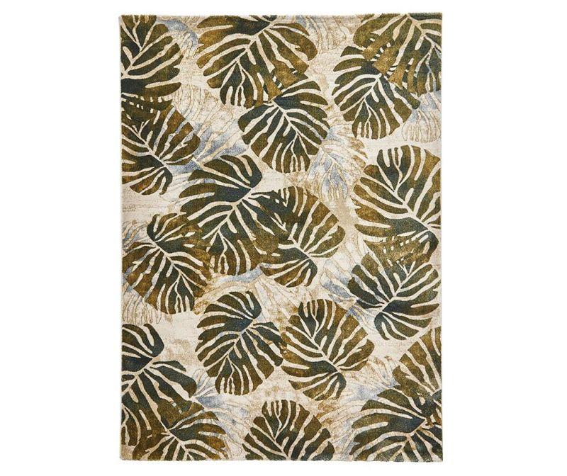 Tropics Cream Green Szőnyeg 120x170 cm