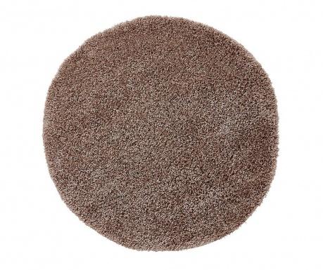 Vista Circle Dark Beige Szőnyeg 133 cm