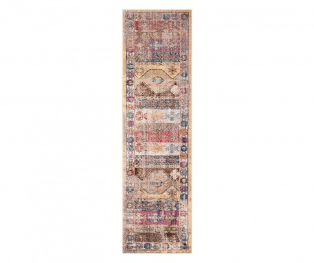 Tepih Yasmeen Multicolor 62x240 cm