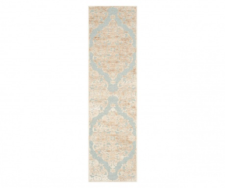Covor Marigot Aqua Stone 62x240 cm