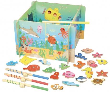 Rybářská hra Ocean