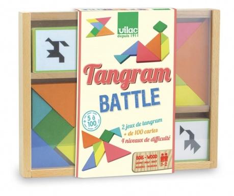 Sada 2 her tangram Battle
