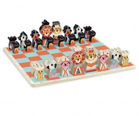 Šachová hra pro děti Arrhenius