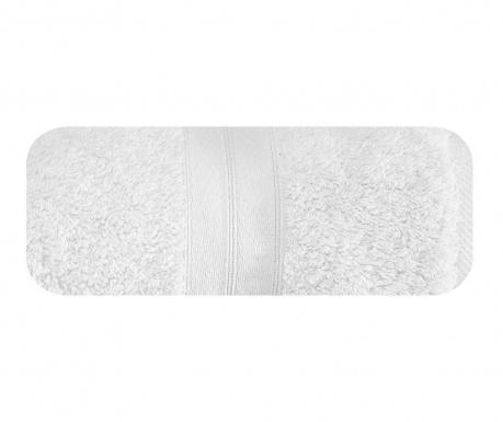 Πετσέτα μπάνιου Ula White 70x140 cm