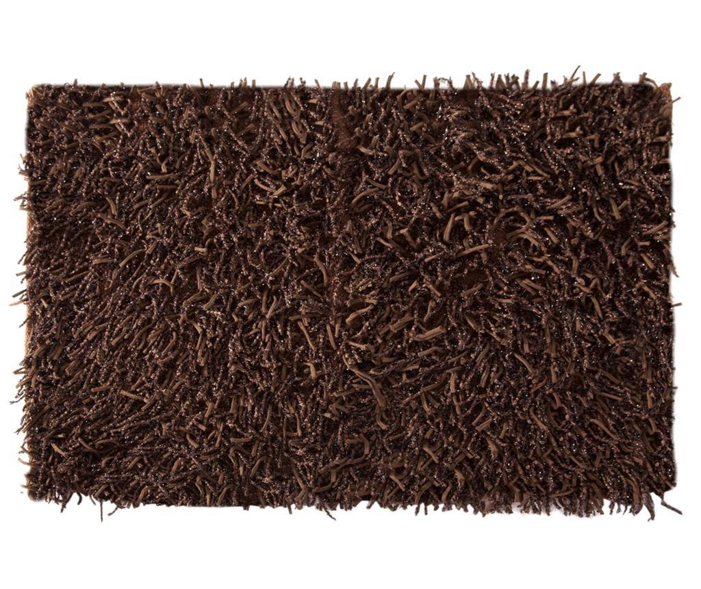Tepih za kupaonicu Sydney Brown 50x70 cm