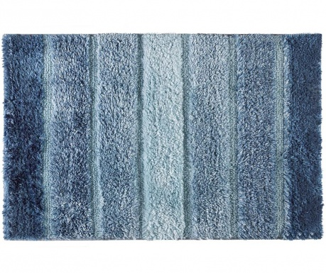 Covoras de baie Sally Blue 50x70 cm