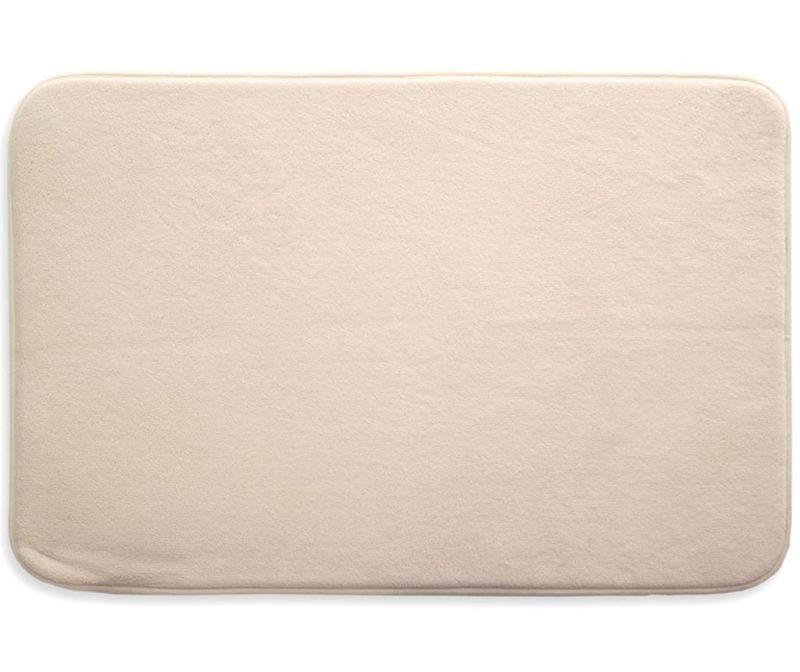 Aris Beige Fürdőszobai szőnyeg 60x90 cm