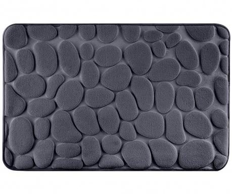 Covoras de baie Pebble Graphite 60x90 cm