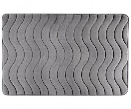 Koupelnová předložka Wave Steel