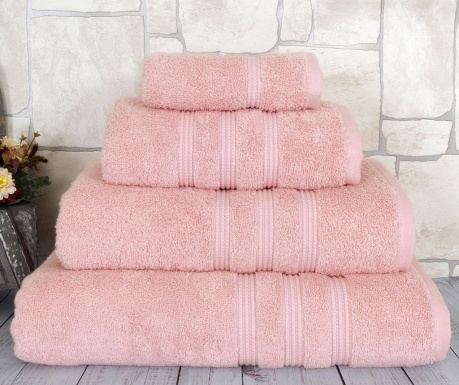 Classis Pink Fürdőszobai törölköző 30x50 cm