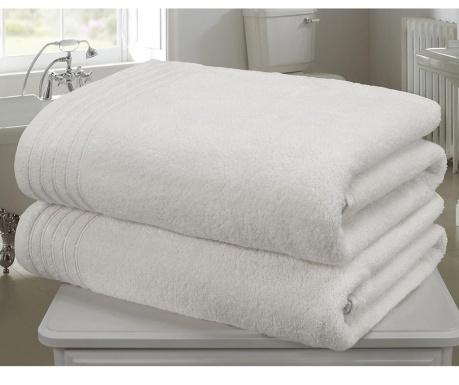 So Soft White 2 db Fürdőszobai törölköző 100x140 cm