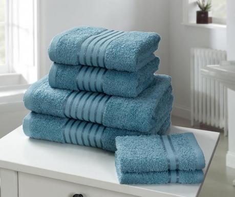 Windsor Turquoise 6 db Fürdőszobai törölköző