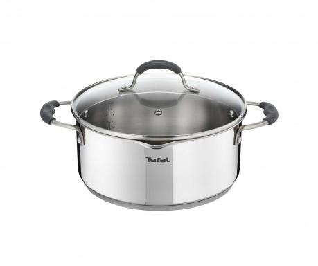Posuda za kuhanje s poklopcem Tefal Illico Handles 4.3 L