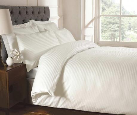 Долен чаршаф с ластик Brighton Hill Premium Cream 160x200 см